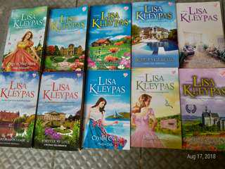 Lisa Kleypas Novel Collection