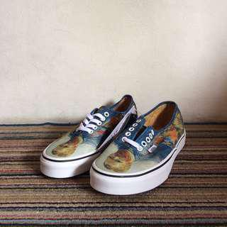 VANS X VAN GOGH AUTHENTIC