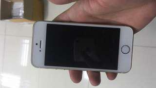 iPhone 5s 32gb gold color used