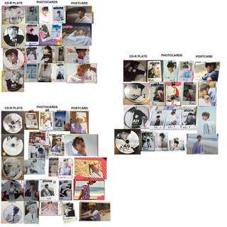 wtt/wts seventeen al1 photocards