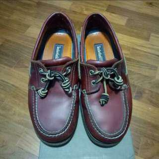 100% authentic Timberland boat shoe