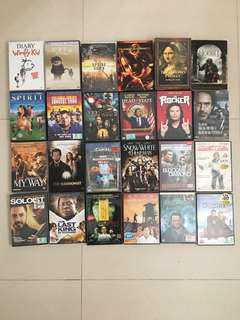 Dvd for sale ! Iron Man The Hobbit Hunger Games etc