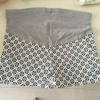 Maternity shorts brand new in size XL