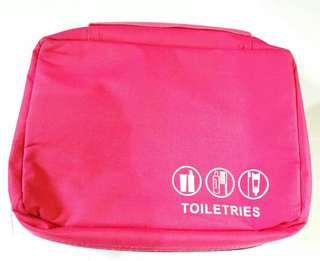 Miniso : Travel toiletry bag
