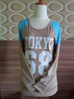 Long sleeve tokyo
