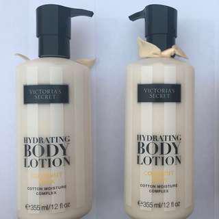 Victoria's Secret Hydrating Body Lotion w Coconut Milk