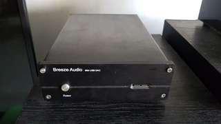 Audiophile Digital Analogue Converter DAC
