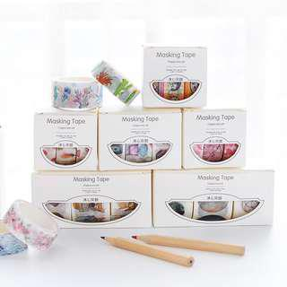 3 in 1 Washi Tape Sets