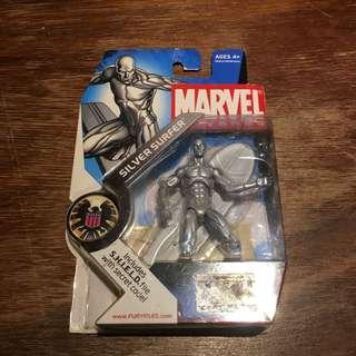 🚚 Marvel 銀色衝浪手