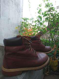 "Sepatu timberland boots 6""inch premium 14949"
