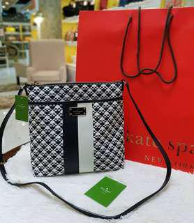 BRAND NEW Kate Spade Penn Place Black Sling ❤BIG SALE P7995 ONLY❤ With dustbag tag paperbag and card Swipe for detailed pics  #luxonlinephkatespade