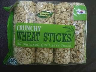 韓國小麥脆條wheat stick