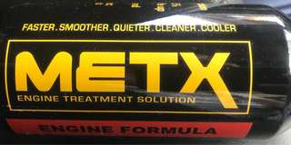 Metx car engine treatment