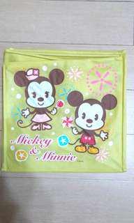 Mickey mouse儲物籃