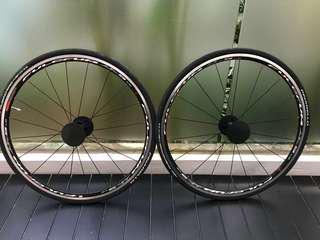 Fulcum racing 5LG wheels