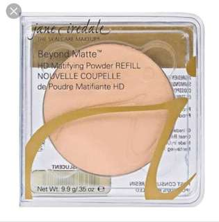 Jane Iredale Powder Refill Warm Silk