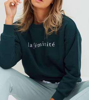 La Feminite Sweater
