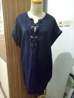Reprice, Pull&Bear denim dress