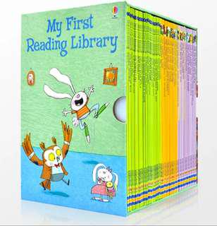 50 new My Reading Library books and pdf files of 220 sight words.