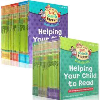 Pdf file of 220 sight words + New Oxford Reading books set.
