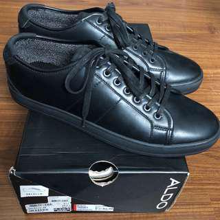REPRICED! ALDO Delello Sneakers in Black Size 10
