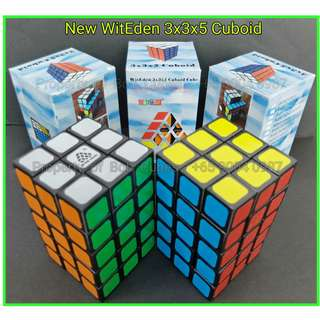 - New WitEden 3x3x5 II Cuboid for sale ! Brand New Cube !