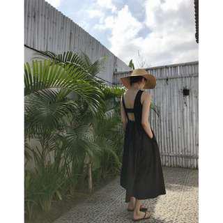 Brand New A-line Backless Dress