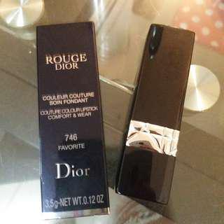 Dior couture colour lip stick 奧傲姿唇膏#746