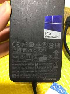 Almost New Surface Pro 3 charger (Original)