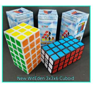 - New WitEden 3x3x6 II Cuboid for sale ! Brand New Cube !
