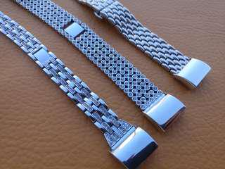 Elegant Fitbit Charge 2 Silver Metal Bracelet Replacement