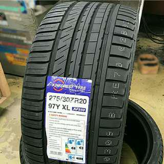 Tyre 275/30 R20 Kinforest 🙋‍♂️ The price shown is estimated