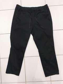 Uniqlo celana ankle pants