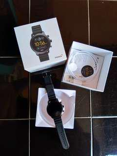 For Sale Smart Watch Fossil Q Explorist Like New