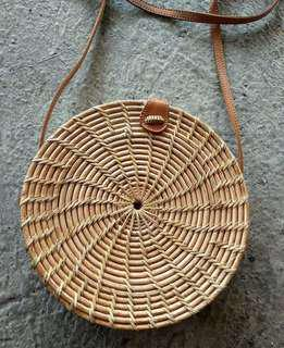 Authentic Bali Rattan Bags Preorder