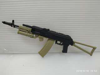 1/6 Weapon Gun, AK47-AKM