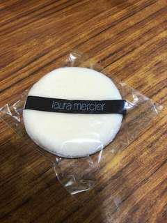 Laura mercier 粉撲