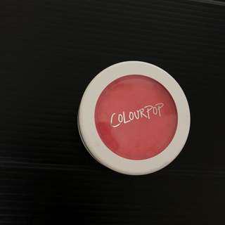🚚 Colourpop 霜狀腮紅 Holiday