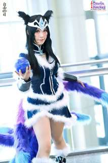 URGENT CLEARANCE Midnight Ahri League of Legends
