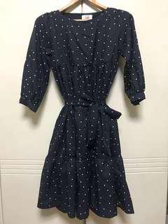 Beautiful Classic Polka Dot Dress