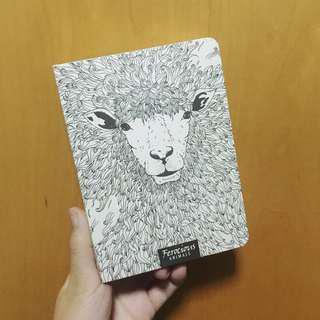 Kraft journal/notebook