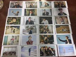 🚚 BTS LOMO CARD