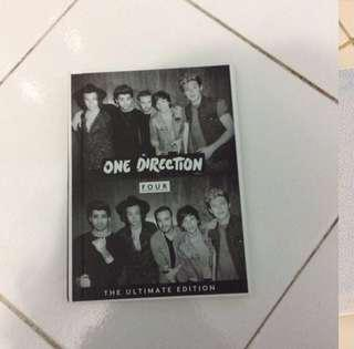 ONE DIRECTION FOUR THE ULTIMATE EDITION ALBUM