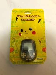 Pocket Pikachu Color