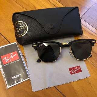 Ray-ban Clubmaster Authentic