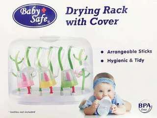 Baby Safe Drying Rack Bottle - Pengering Botol