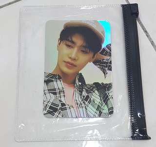 NCT Hologram PC Photocard Taeil Flaw