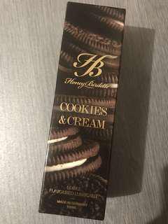 Honey Birdette Cookies and Cream edible flavoured lubricant