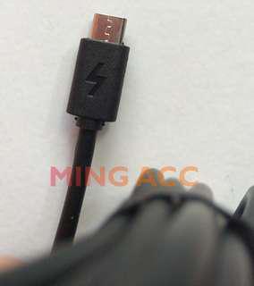 Kabel Data USB Xiaomi Original 2A Fast Charging Logo Petir