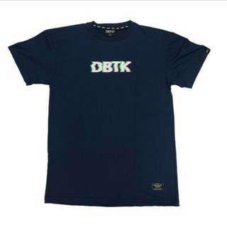 DBTK Tee Navy Blue